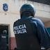 Un policía choco con su auto a su mujer embarazada