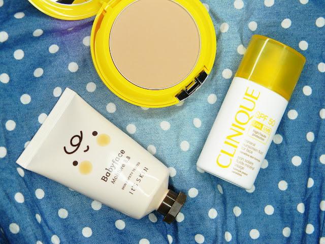Kosmetyki z filtrem przeciwsłonecznym