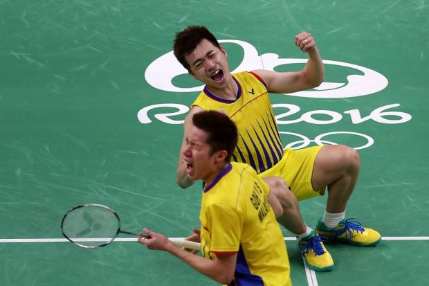 Live Streaming Final Men's Doubles Badminton Olympic 2016 [19/August/2016]