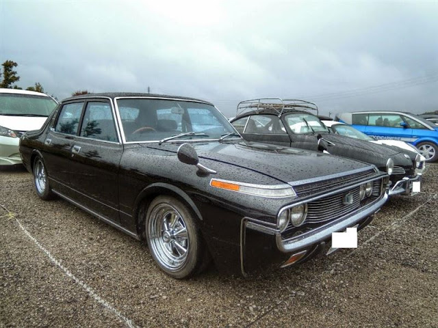 Toyota Crown S6/7