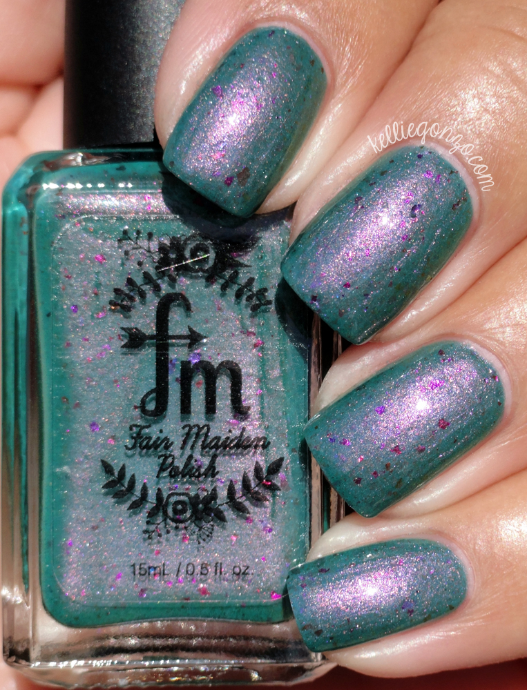 Fair Maiden Polish Cosmic Muse