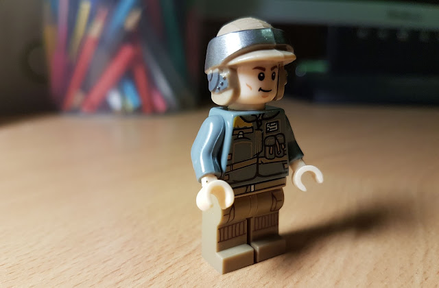 Повстанец лего минифигурка, фигурка, купить, Стар Варс, Звездные войны, Star Wars, Изгой 1