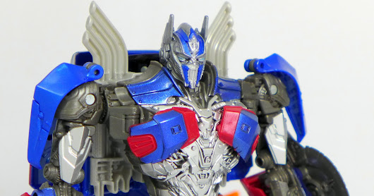 Transformer The Last Knight W1 Voyager Optimus Prime