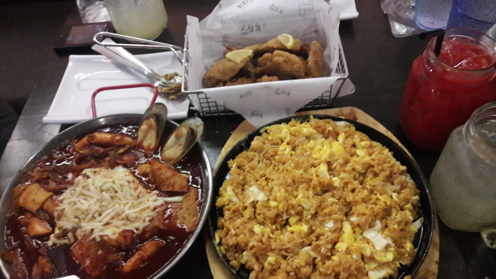 K fry urban korean batu pahat whisper of zlyn for Ada s fish fry