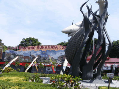 Selain menjadi ibukota provinsi Jawa Timur Ingin Berwisata, Kunjungi 40 Tempat Wisata Menarik di Surabaya