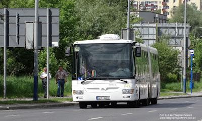 SOR-a NB18 City na testach w Krakowie