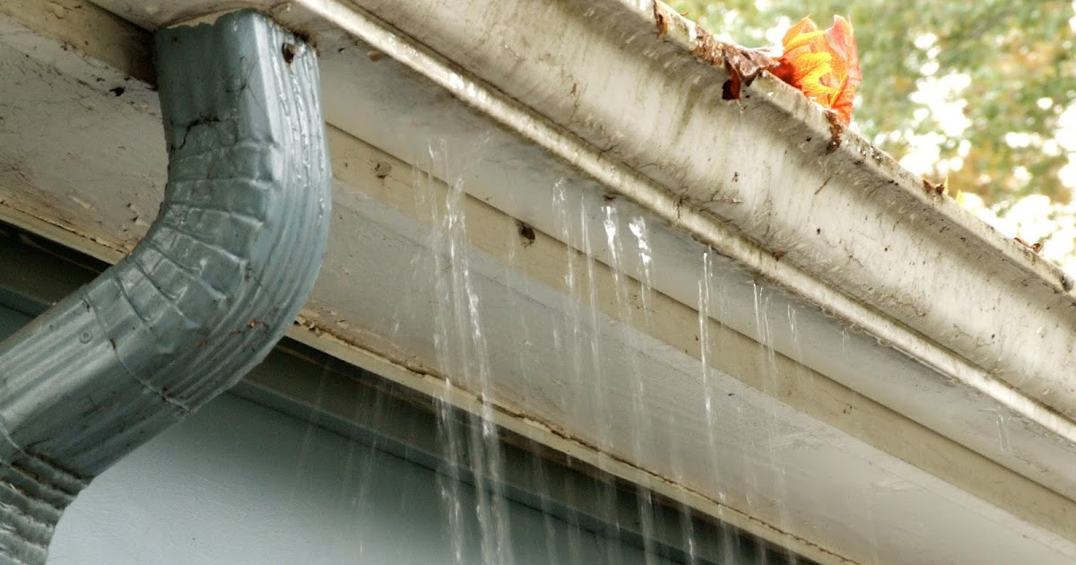 Randy S Rain Gutters Water Damage In Oxnard And Ventura Homes