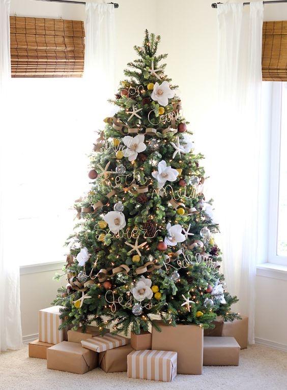 Árbol de Navidad chicanddeco