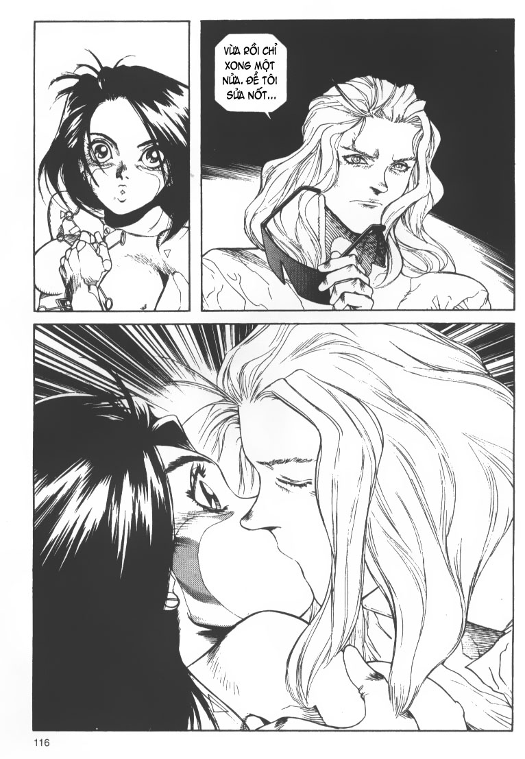 Battle Angel Alita chapter 38 trang 42