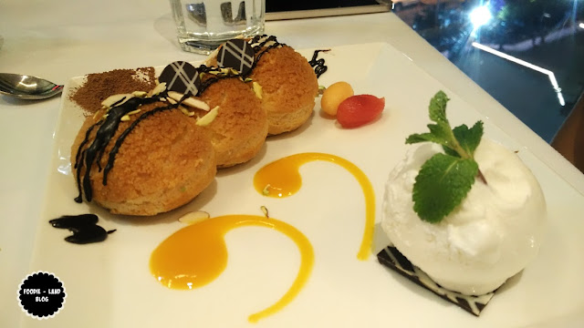 Salts Eclair @ Salt-Indian Restaurant Bar & Grill | Koramangala| Bangalore