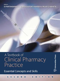 A Textbook of Clinical Pharmacy Practice: Essential Concepts and Skills pdf free download