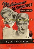 Matrimonio De Sabuesos - Agatha Christie