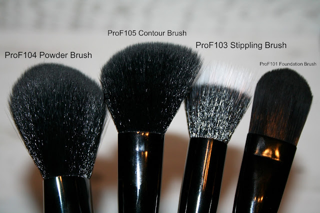 Makeup Revolution 9 Piece Amazing Brush Collection