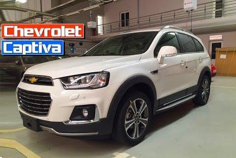 Mobil Chevrolet Captiva Pilihan Keluarga Indonesia