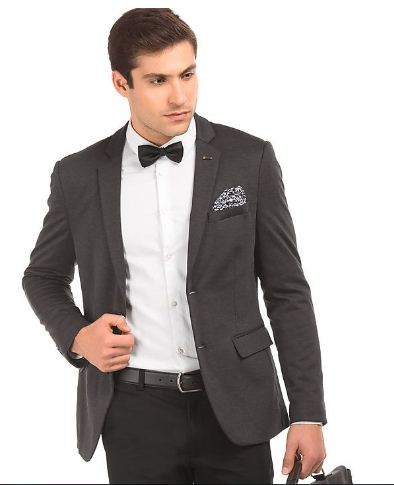 NNNOW Flat 80% Off On Arrow Men's Blazer