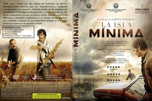 La Isla Mínima – Castellano – DVD9