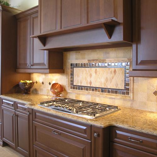 Decorative Tile Backsplash Kitchen Novocom Top