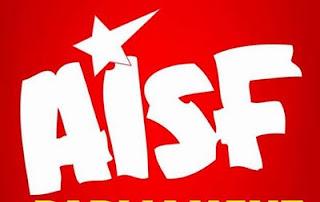 aisf-protest-bihar-demand-nitish-resignation