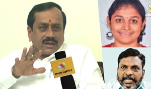 H. Raja Interview : Thirumavalavan used Swathi to promote Politics | Murderer Ramkumar