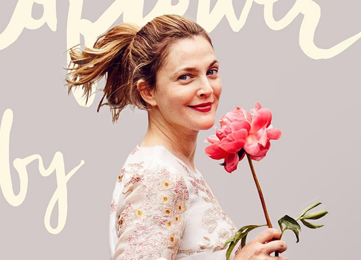 drew barrymore wildflower nude pink flower power book review lifestyle blog ravacholle