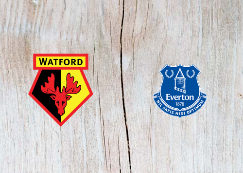 Watford vs Everton - Highlights 9 February 2019