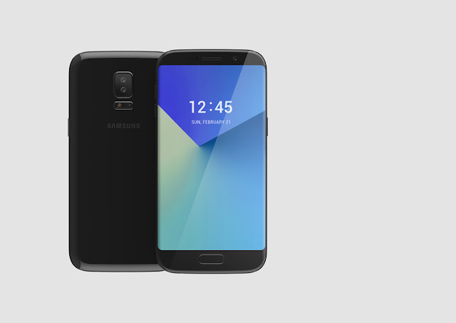 Samsung Galaxy S8 Concept With New Look