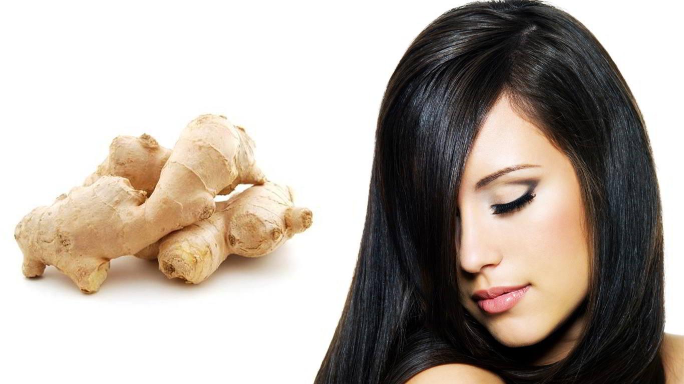 Cara Mencegah dan Mengatasi Rambut Rontok Dengan Jahe
