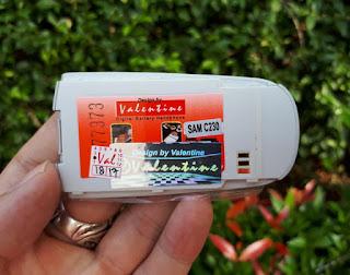 Baterai Samsung C230 Jadul Merk Valentine