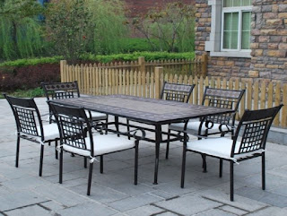 Charming Contemporary Garden Treasures Patio Furniture