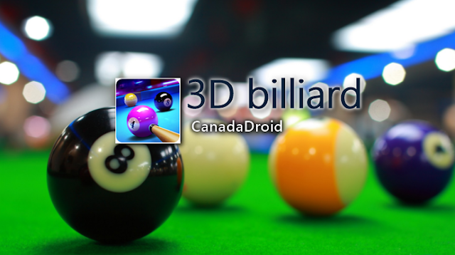 3D Pool Ball v1.4.3 Mod Apk Online Terbaru (Unlocked)