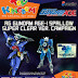 AG 1/144 Gundam AGE-1S Spallow Super Clear ver. Campaign