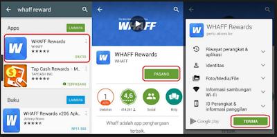 Cara Mendapatkan Uang Gratis Dari Android