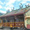 Klenteng Poncowinatan di Yogyakarta