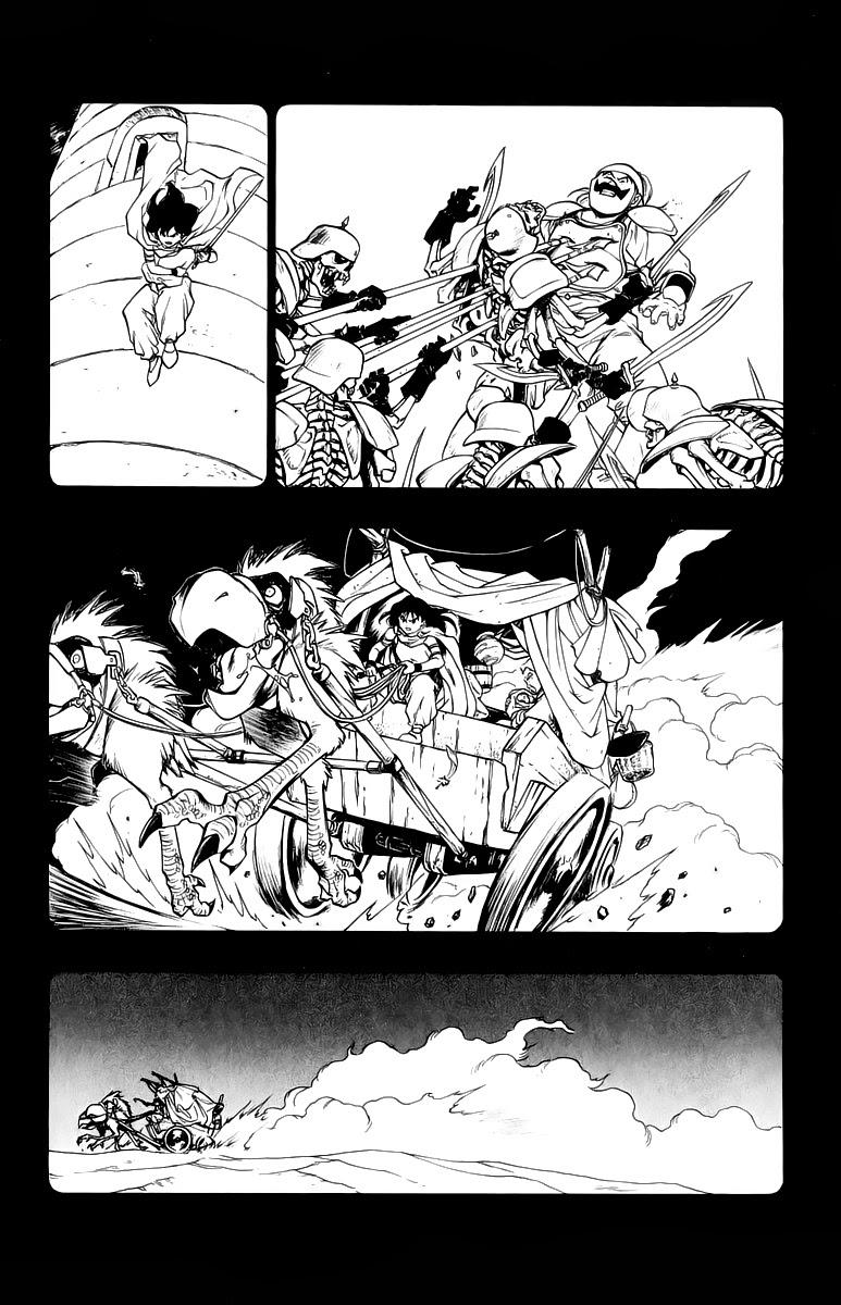 Dragon Quest: Emblem of Roto chap 34 trang 20