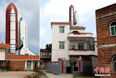 5 Replika Bangunan Terunik dan Termegah di Dunia