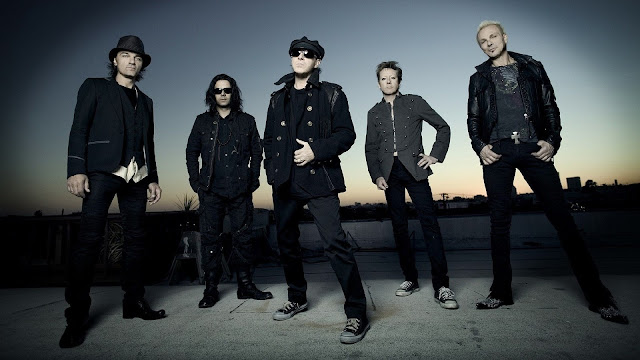 Lirik Lagu Rock 'n' Roll Band ~ Scorpions
