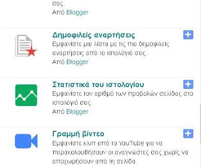 Popular Posts Widgets