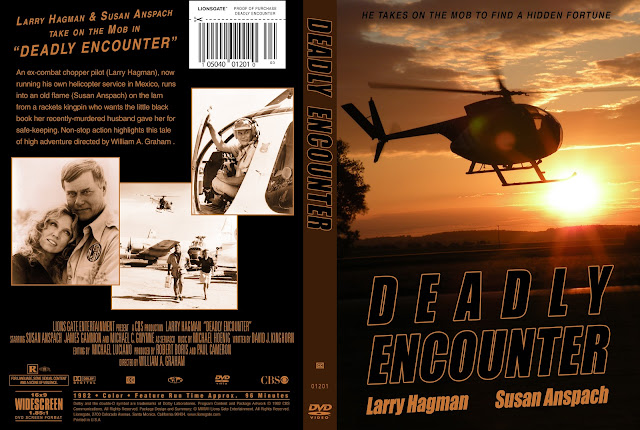 Capa DVD Deadly Encounter