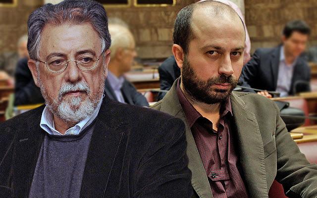 ΚΟΥΡΔΙΣΤΟ ΠΟΡΤΟΚΑΛΙ:Η δράση του Πανούση έχει ζοχαδιάσει τον βουλευτή του ΣΥΡΙΖΑ Διαμαντόπουλο-καλάσνικωφ!