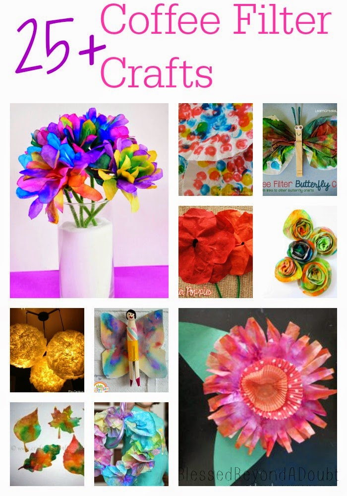 coffee craft ideas 25 coffee filter crafts and ideas blessed beyond a doubt 1334