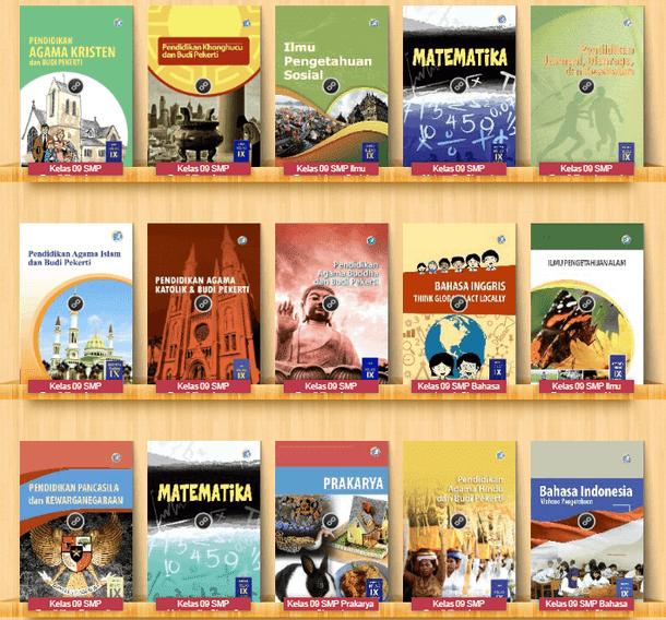 Buku Siswa SMP Kelas IX (9) Kurikulum 2013