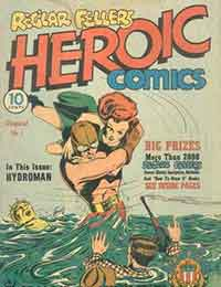 Reglar Fellers Heroic Comics