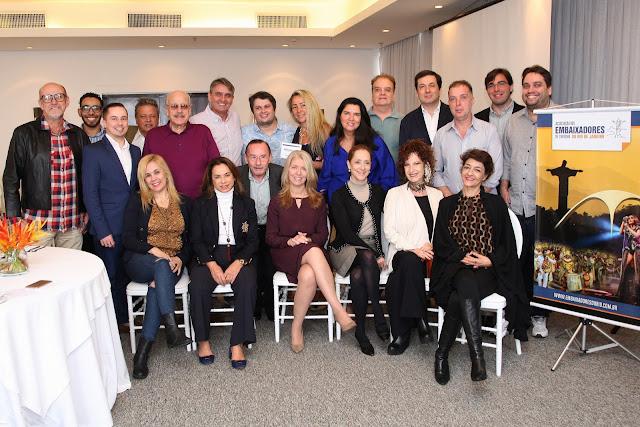 Novos Embaixadores para a cidade do Rio de Janeiro 1