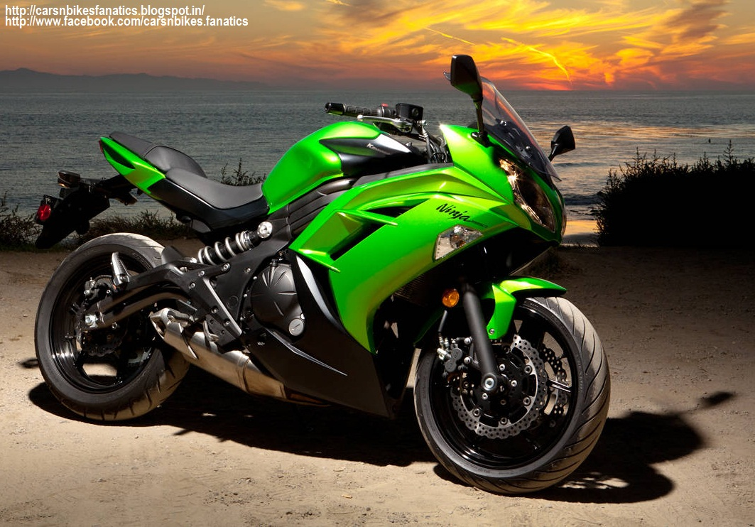 Car Amp Bike Fanatics Kawasaki Ninja 650r