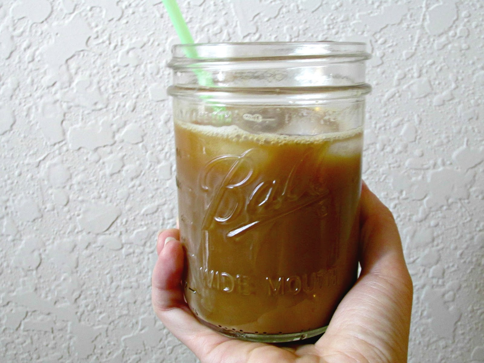Cold Brew Coffee w/ Coconut Sugar
