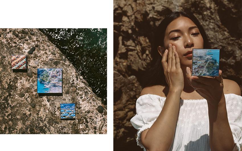 Chantecaille Summer Holiday 2018 Collection | HONEY & SILK