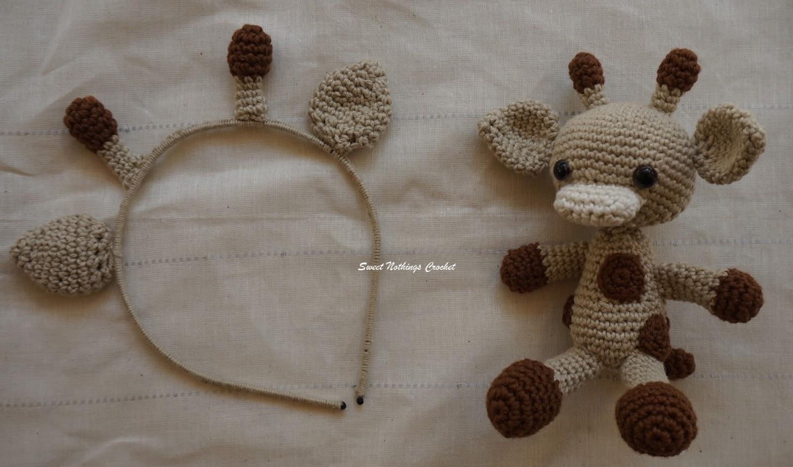Ravelry: Baby Giraffe Amigurumi pattern by Courtney Deley   942x1600