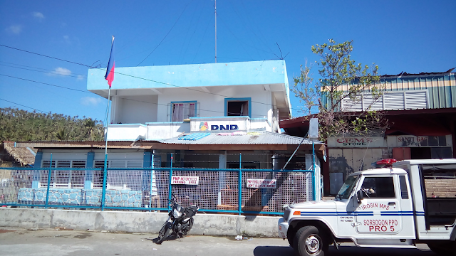 Irosin PNP Headquarter