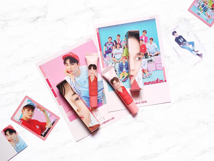 Innisfree My Lip Balm Wanna One Edition Review and Swatches