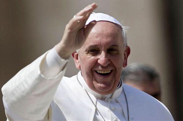 """Papa Francesco alla squadra olimpica rifugiati: """"Siate un grido di pace e di speranza"""""""